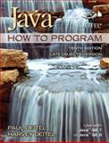 Java How to Program (late Objects), Deitel and Deitel, Paul, 0132575655
