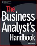 The Business Analyst's Handbook, Podeswa, Howard, 1598635654
