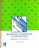 Beginning Woodwind Class Method 4th Edition