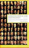 Constitutional Law and Politics 9780393925654