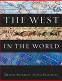 The West in the World, Sherman, Dennis and Salisbury, Joyce, 0073385654
