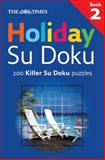 Holiday Su Doku, Sudoku Syndication, 000727565X