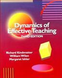 Dynamics of Effective Teaching, Ishler, Margaret and Kindsvatter, Richard, 0801315654