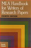 MLA Handbook for Writers of Research Papers 9780873525657