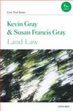 Land Law, Gray, Kevin and Gray, Susan Francis, 0199565651