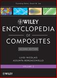 Encyclopedia of Composites, Nicolais, 0470275650
