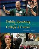 Public Speaking for College and Career with SpeechMate, Gregory, Hamilton, 0072975652
