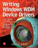 Writing Windows WDM Device Drivers, Cant, Chris, 0879305657