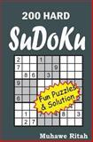 200 HARD Sudoku, Muhawe Ritah, 1500305650