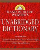 Random House Webster's Unabridged Dictionary, RH Disney Staff, 0375425667