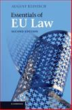 Essentials of EU Law, Reinisch, August, 1107025664