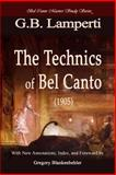 The Technics of Bel Canto (1905), G. Lamperti, 1477535667