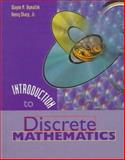 Introduction to Discrete Mathematics, Dymacek, Wayne M. and Sharp, Henry, Jr., 0070185662