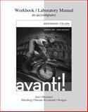 Workbook/laboratory Manual for Avanti 3rd Edition