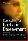 Counselling for Grief and Bereavement, Humphrey, Geraldine M. and Zimpfer, David G., 1412935660
