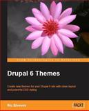 Drupal 6 Themes, Shreves, Ric, 1847195660