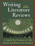 Writing Literature Reviews : A Guide for Students of the Social and Behavioral Sciences, Galvan, Jose, 1884585663