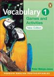 Vocabulary Games and Activities, Watcyn-Jones, Peter, 0582465664