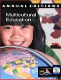 Multicultural Education 2000-2001, Schultz, Fred, 0072365668
