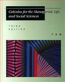Calculus for Managerial Life, Tan, 0534935664
