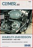 Harley-Davidson Shovelheads, 1966-1984, Clymer Publications Staff, 0892875666