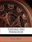 Théorie des Parallèles, César Lambert, 1141255669