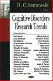 Cognitive Disorders Research Trends, Sentowski, H. C., 1600215661