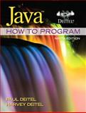 Java How to Program, Deitel, Paul and Deitel, Harvey, 0132575663