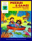 Puzzles and Games for Reading and Math, Martha C. Cheney, 1565655664