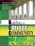 Building A College Community: Developing Strategies for Success, Bronx Community College - Counseling Dept. Staff, 0757565670