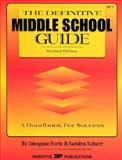 The Definitive Middle School Guide, Forte, Imogene and Schurr, Sandra, 0865305676