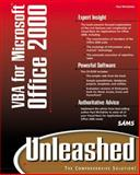 Visual Basic Applications for Office 2000 Unleashed, McFedries, Paul, 067231567X