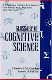 Glossary Cognitive Science, Dunlop, Charles E. M. and Fetzer, James, 1557785678
