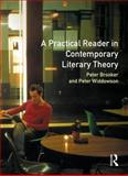A Practical Reader in Contemporary Literary Theory, Widdowson, Peter and Brooker, Peter, 0134425677