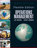Operations Management, Heizer, Jay H. and Render, Barry, 0136025676