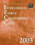 International Energy Conservation Code 2003 : Looseleaf Version, International Code Council Staff, 1892395673