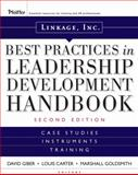 Best Practices in Leadership Development : Case Studies, Instruments, Training, Linkage Inc. Staff, 0470195673