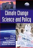 Climate Change Science and Policy, , 1597265675