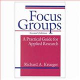 Focus Groups 9780803955677