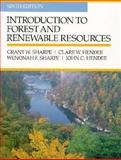 Introduction to Forest and Renewable Resources, Sharpe, Grant W., 0070565678