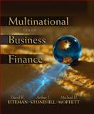 Multinational Business Finance, Eiteman, David K. and Stonehill, Arthur I., 0201785676