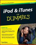 iPods and iTunes, Tony Bove, 0470525673