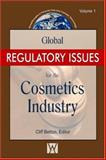 Global Regulatory Issues for the Cosmetics Industry, C.E. Betton, 0815515677