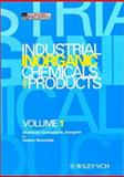 Ullmann's Encyclopedia of Industrial Inorganic Chemicals and Products, International Editorial Board Staff, 3527295674