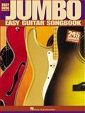 Jumbo Easy Guitar Songbook, Hal Leonard Corp., 0634025678