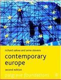 Contemporary Europe, Sakwa, Richard and Stevens, Anne, 1403945675