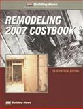 BNI Remodeling Costbook, , 1557015678
