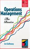 Operations Management 9780415125680