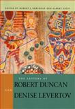 The Letters of Robert Duncan and Denise Levertov, Duncan, Robert Edward and Bertholf, Robert, 0804745684