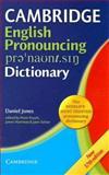 Cambridge English Pronouncing Dictionary, Daniel Jones, 0521415683